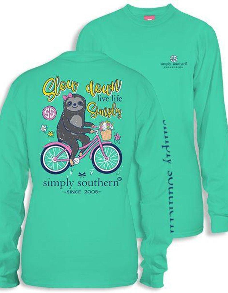 Aruba Sloth - Long Sleeve
