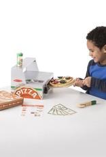 Melissa & Doug Top & Bake Pizza Counter Play Set