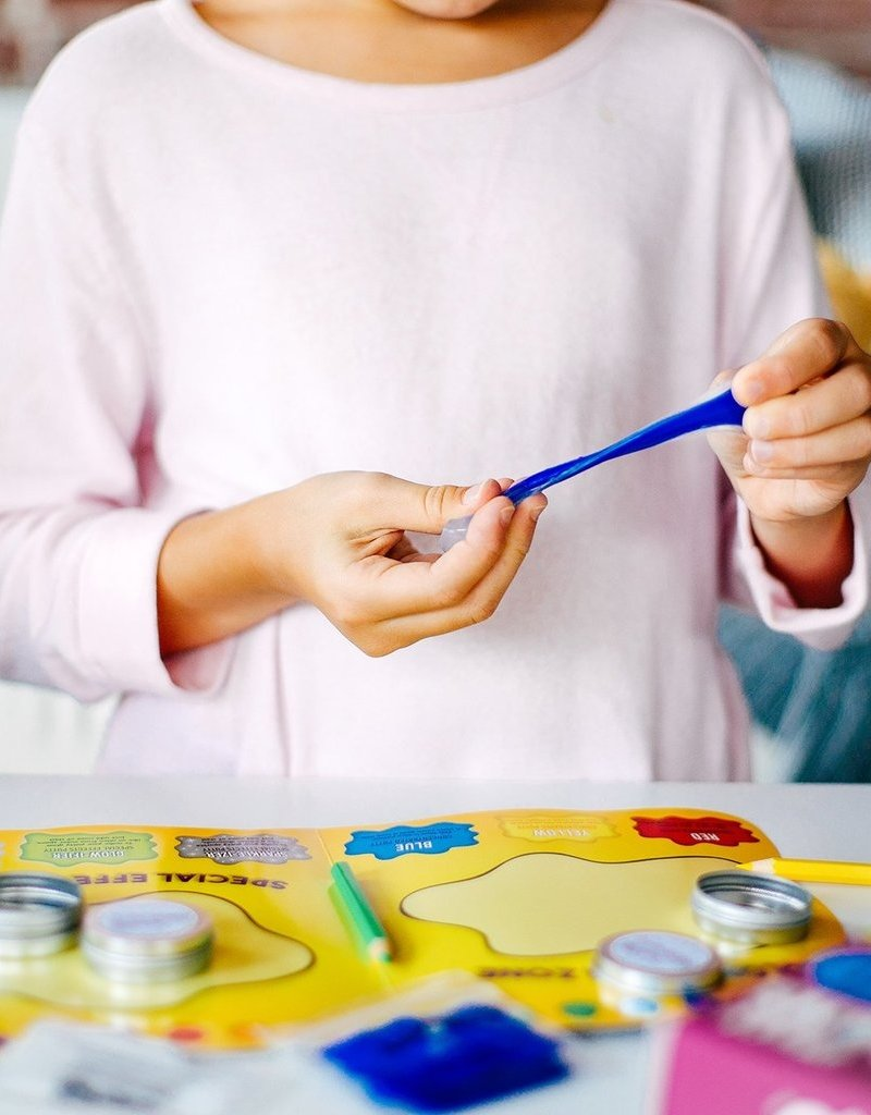 Design Your Own Thinking Putty-March 12,11:30am