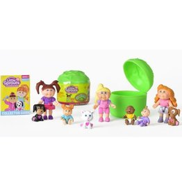 Little Sprouts Figurines