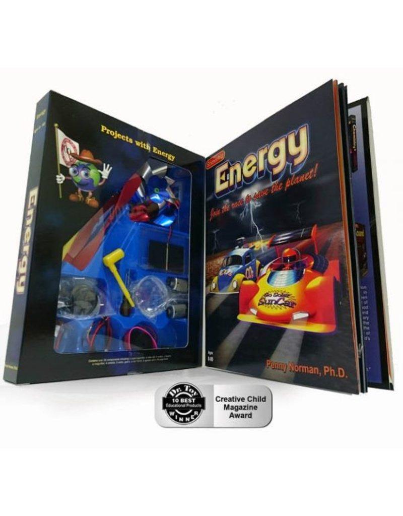 NORMAN GLOBUS ENERGY  8-80