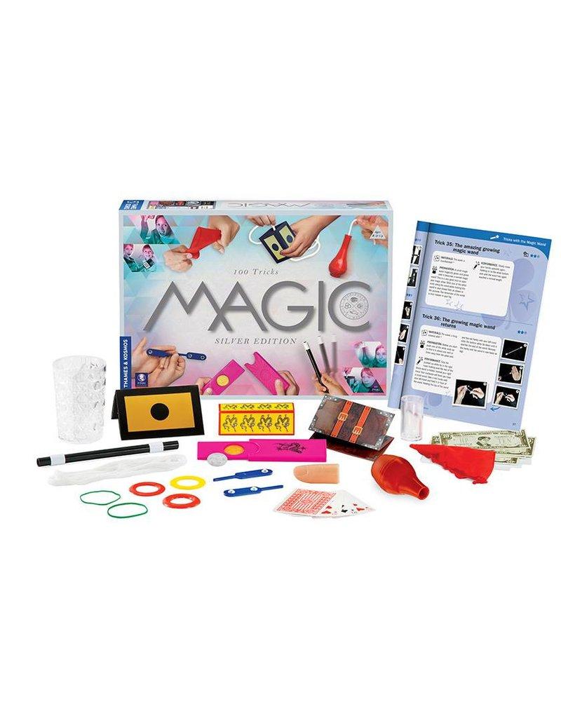 THAMES & KOSMOS Magic: Silver Edition