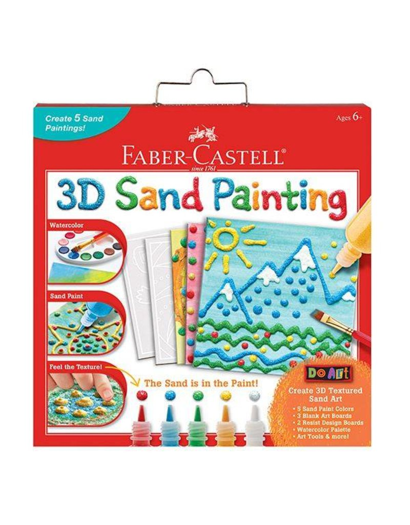 CREATIVITY FOR KIDS DO ART 3D SAND PAINTING