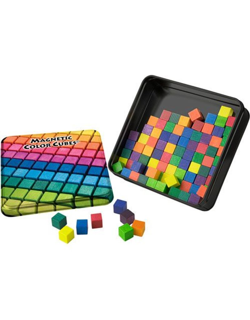 ORB FACTORY Magnetic Color Cubes