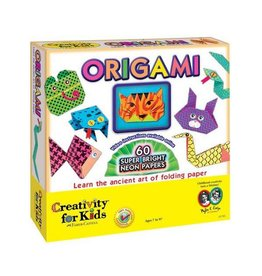 CREATIVITY FOR KIDS Origami CFK