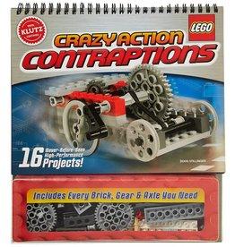 KLUTZ LEGO CONTRAPTIONS