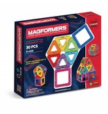 MAGFORMERS MAGFORMERS 30PC TRANSLUCENT