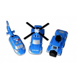 POPULAR PLAYTHINGS POLICE MIX AND MATCH