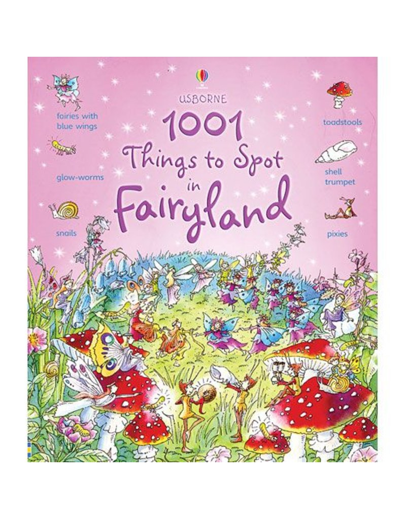 EDC 1001 Things to Spot in Fairyland
