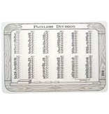 M RUSKIN DIVISION PLACEMAT