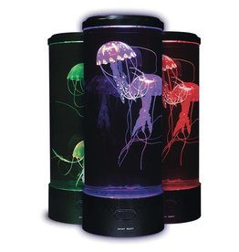 FASCINATIONS Electric Jellyfish Mood Light NEW