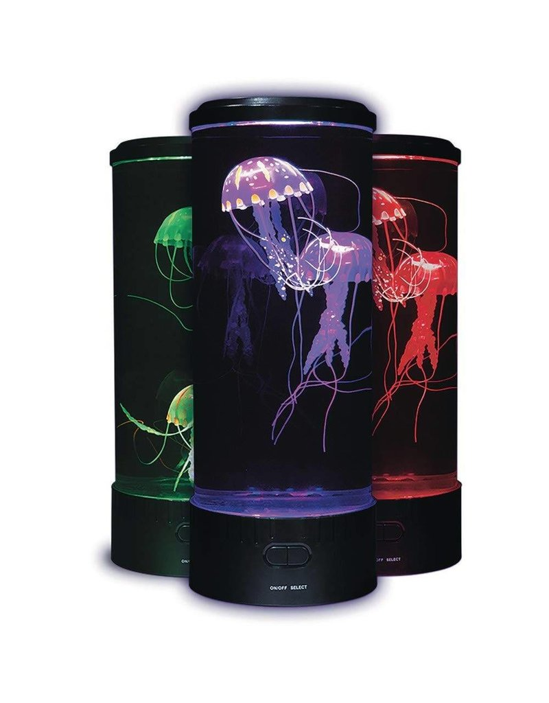 FASCINATIONS Electric Jellyfish Mood Light