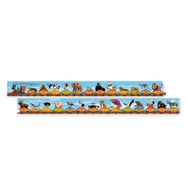 MELISSA & DOUG ALPHABET TRAIN PUZZLE 3+