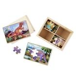 MELISSA & DOUG Dinosaurs BOX