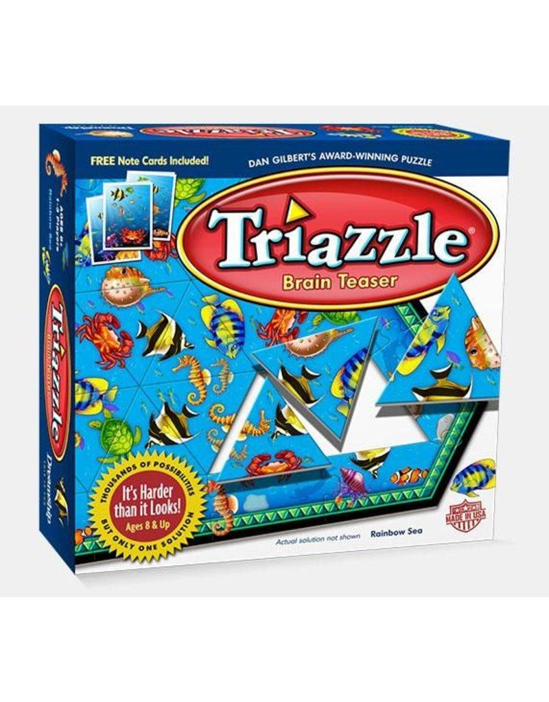 RAINBOW SEA TRIAZZLE