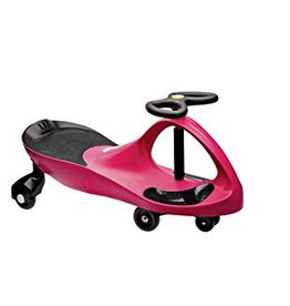 EVEREST TOYS PINK/PURPLE PLASMA CAR