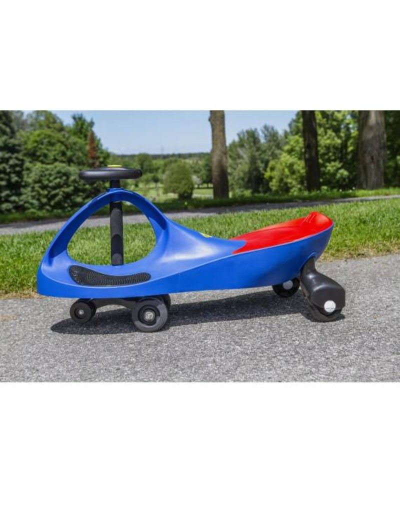 EVEREST TOYS BLUE/RED PLASMA CAR