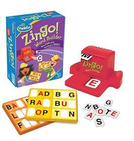 Zingo Word Builder (K-2) [14]