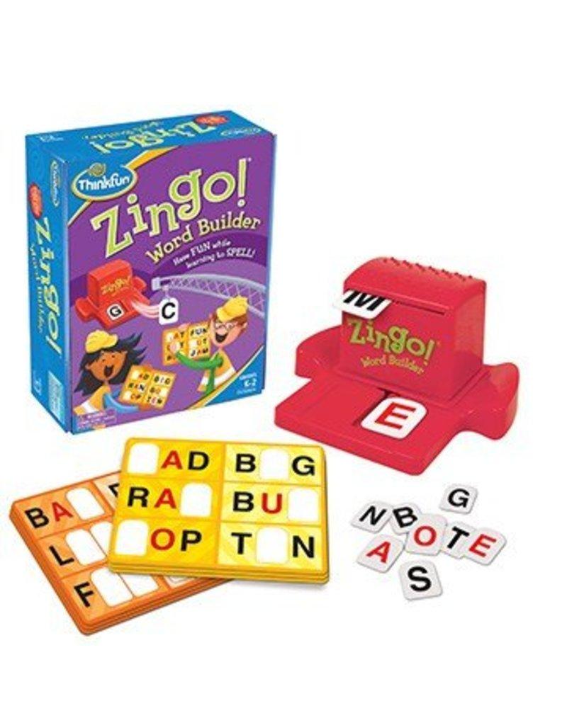 Zingo Word Builder (K-2) [14]