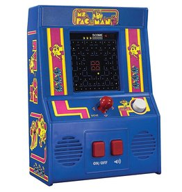 SCHYLLING MS PAC MAN HAND HELD