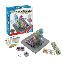 Logic - Gravity Maze 8+