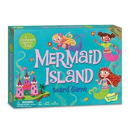 PEACEABLE KINGDOM Mermaid Island 5+