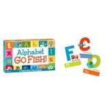 PEACEABLE KINGDOM ALPHABET GO FISH! CARD GAME 4+