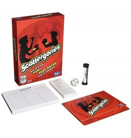 R & M DIST SCATTERGORIES CARD GAME