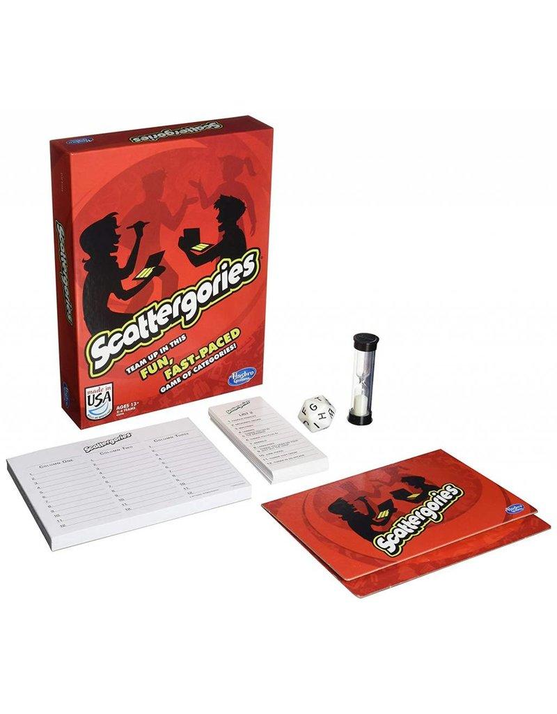 R & M DIST SCATTERGORIES CARD GAME