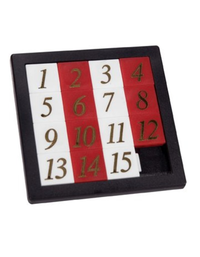 SCHYLLING Fifteen Puzzle