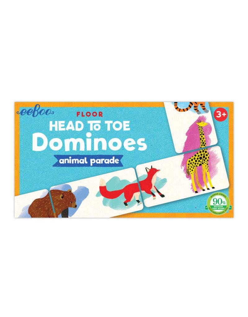 EEBOO Head to Toe Dominoes