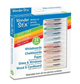 PENCIL GRIP 24PC WONDER STIX (MULTIPURPOSE)