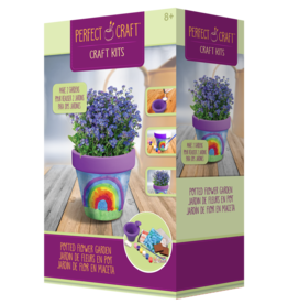 SKULLDUGGERY Perfect Craft Flower Garden Kit