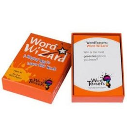 WORDTEASERS NEW MINI DECK Word Wizard