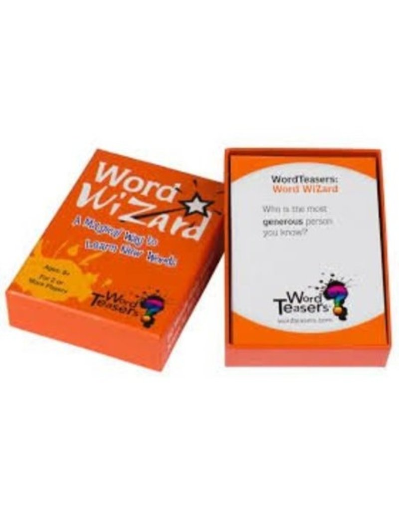 WORDTEASERS NEW MINI DECK Word Wizard