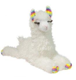 DOUGLAS CUDDLE TOYS Rainbow Llama