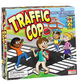 ENDLESS GAMES TRAFFIC COP
