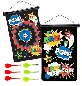 DOUBLE SIDED MAGNETIC TARGET GAME - SPORTS