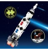 Plus-Plus 240 pc Tube - Saturn V Rocket  ++