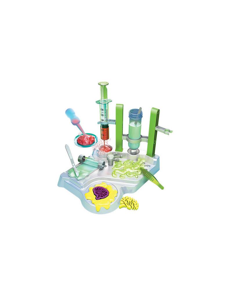 THAMES & KOSMOS Ooze Labs: U.F.O. Alien Slime Lab