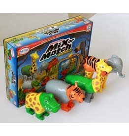 POPULAR PLAYTHINGS SAFARI ANIMALS MIX OR MATCH