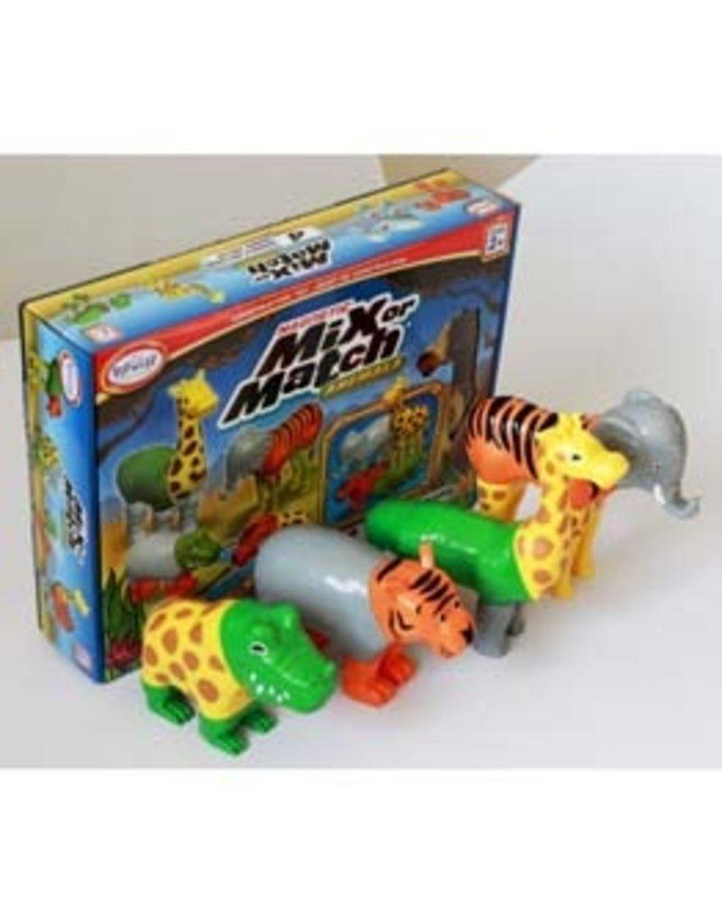POPULAR PLAYTHINGS SAFARI ANIMALS MIX OR MATCH