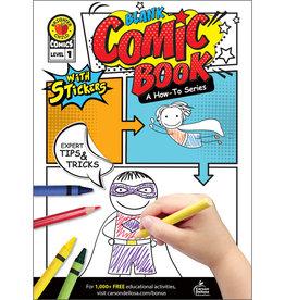 CARSON DELLOSA BLANK COMIC BOOK  LEVEL 1