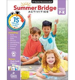 CARSON DELLOSA SUMMER BRIDGE ACTIVITIES P-K