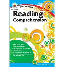 CARSON DELLOSA GR 6 READING COMPREHENSION