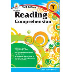 CARSON DELLOSA GR 3 READING COMPREHENSION