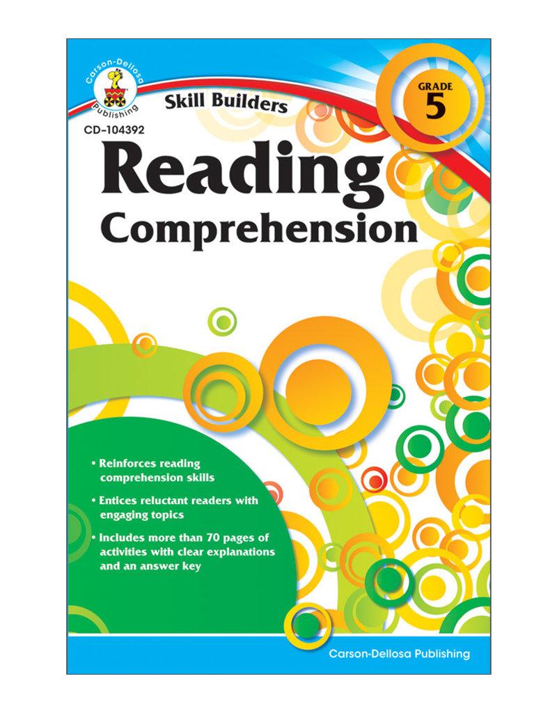 CARSON DELLOSA GR 5 READING COMPREHENSION