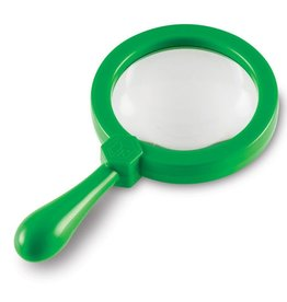 LEARNING RESOURCES JUMBO MAGNIFIERS 5+