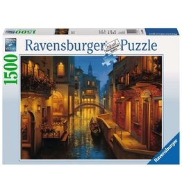 RAVENSBURGER Waters of Venice 1500 pc Puzzle