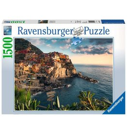 RAVENSBURGER Cinque Terre Viewpoint 1500PC